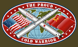 The Proud Cold Warrior's New Logo