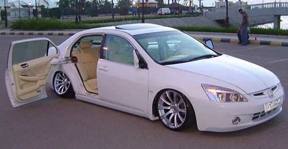 Manual Download  Strange Honda Accord Modified Tuned