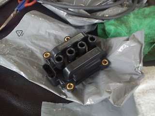 Tukar Ignition Coil Savvy