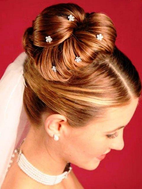 Más de 1000 ideas sobre Peinados Para Boda en Pinterest  - Peinados Elegantes Para Una Boda