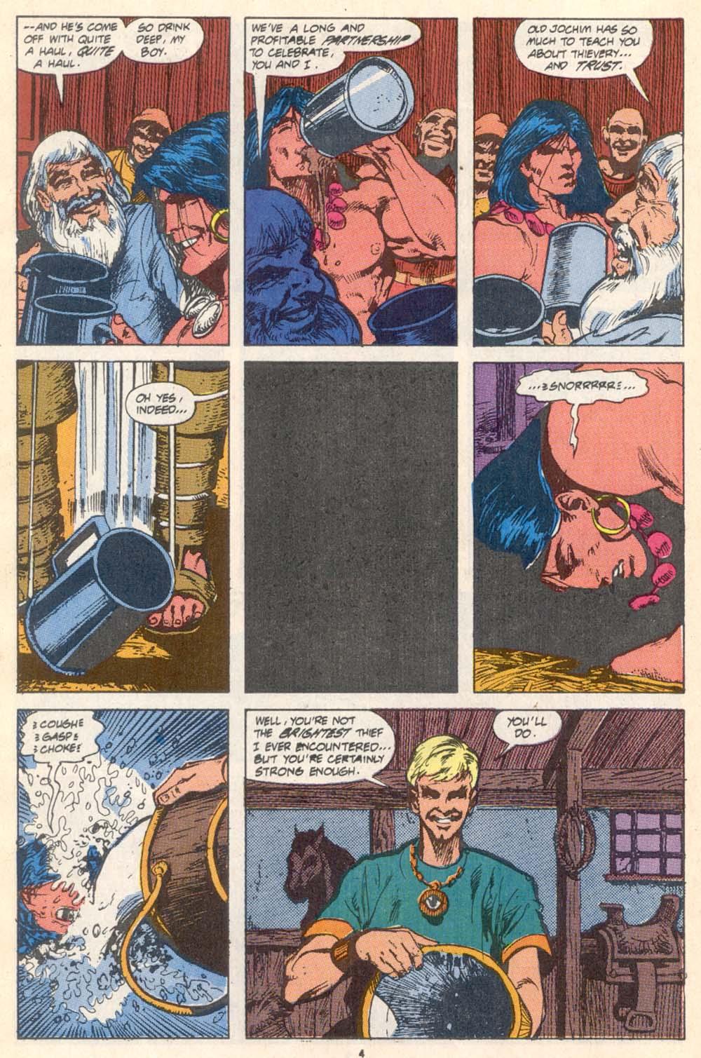 Conan the Barbarian (1970) Issue #226 #238 - English 5