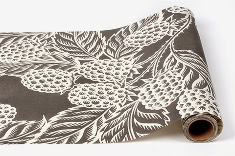 Kitchen Papers Hester U0026 Cook Paper Table Runner