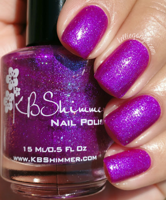 KBShimmer We Be Jammin'