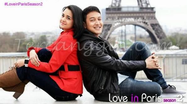 Kata Romantis Love In Paris 2013