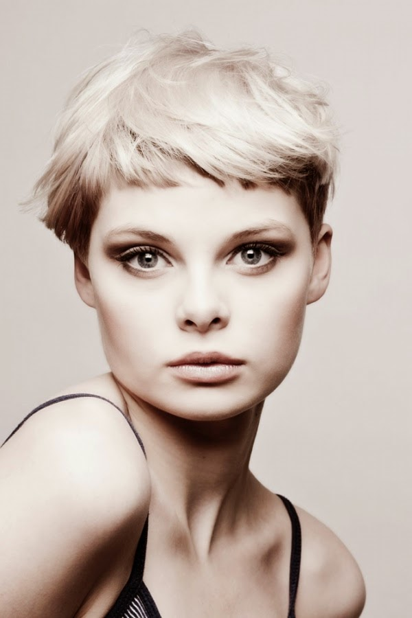 2015 Sexy Short Haircuts with Bangs