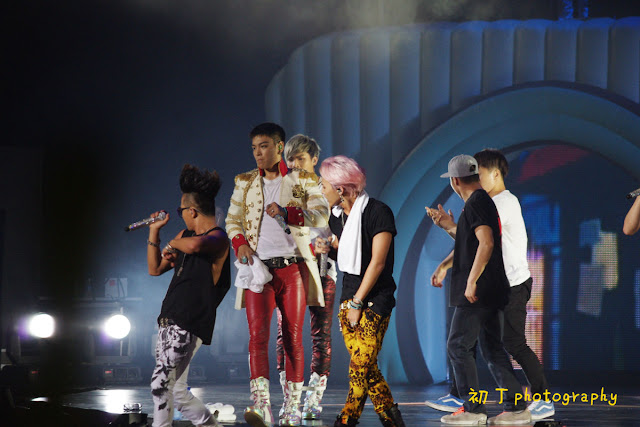 Big Bang to hold their Alive Tour in Wembley Arena, UK.