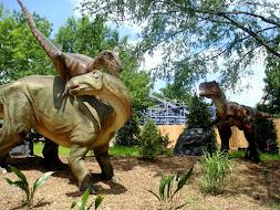 Dinosaurs Alive, Carowinds, NC