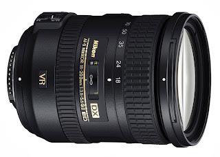 Nikkor AFS DX 18-200 mm F/3.5-5.6G VRII Lens
