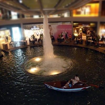 Centro comercial, Marina Bay Sands