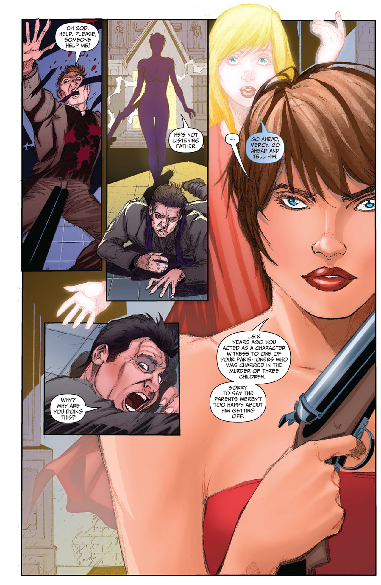 Grimm Fairy Tales (2005) Issue #41 #44 - English 11