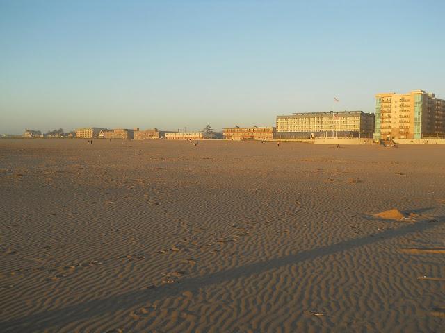 Seaside beach