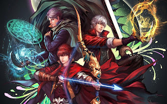 #4 Devil May Cry Wallpaper
