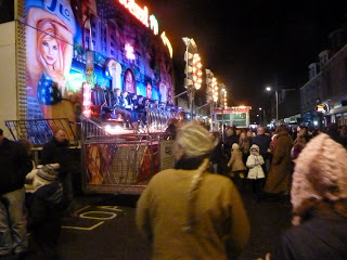 Christmas Light Night in Broughty Ferry