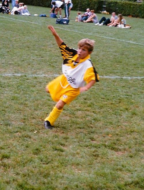 football players childhood pics 2000 pics