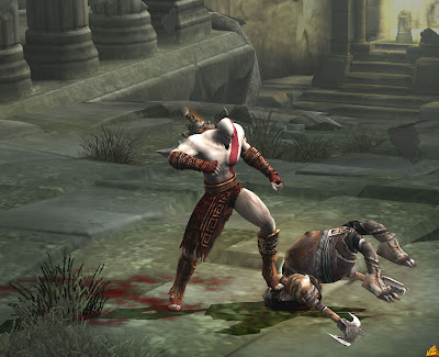 God Of War 2 Screenshots