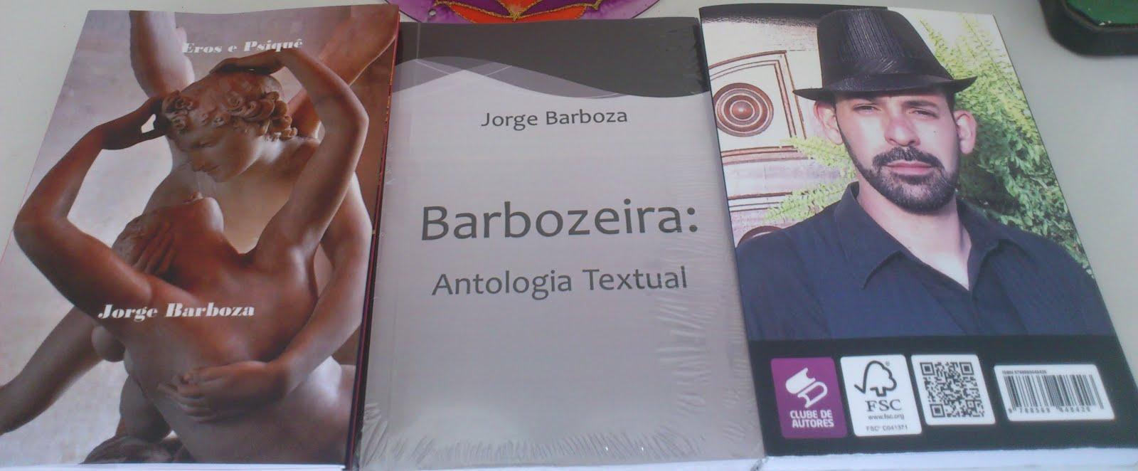 Jorge Barboza Escritor