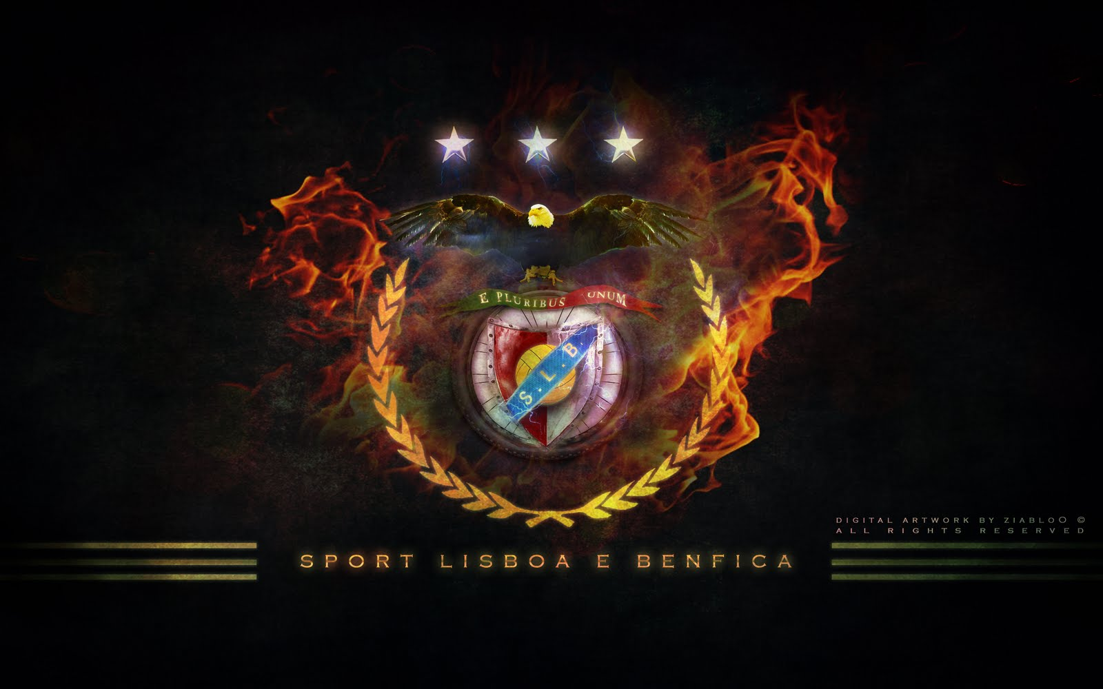 Benfica background