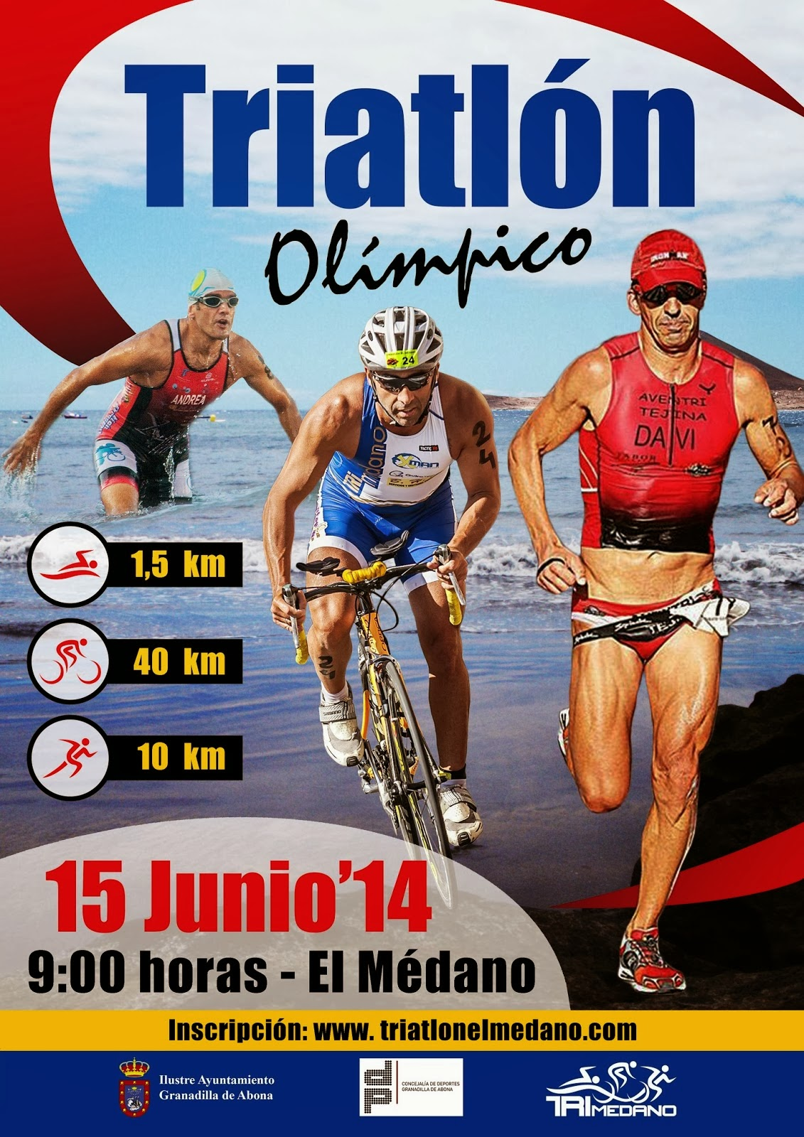 TRIATLON 2014