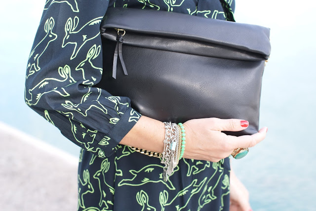 Zara clutch, Fashion and Cookies, fashion blogger