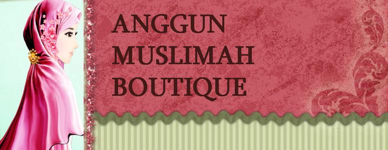 Anggun Muslimah Boutique