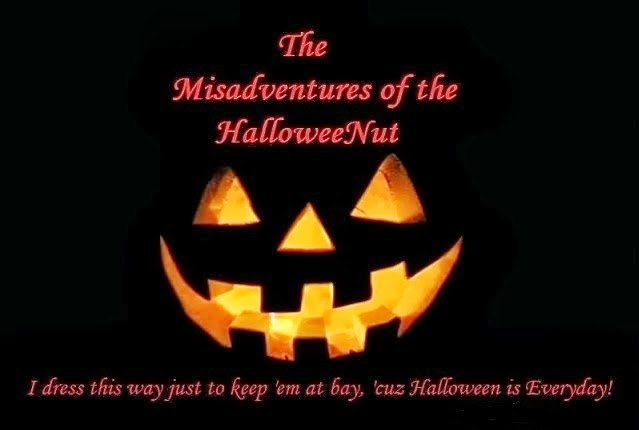 The Misadventures of the HalloweeNut