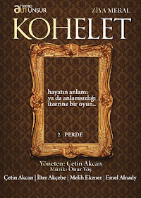 Kohelet- A play by Ziya Meral