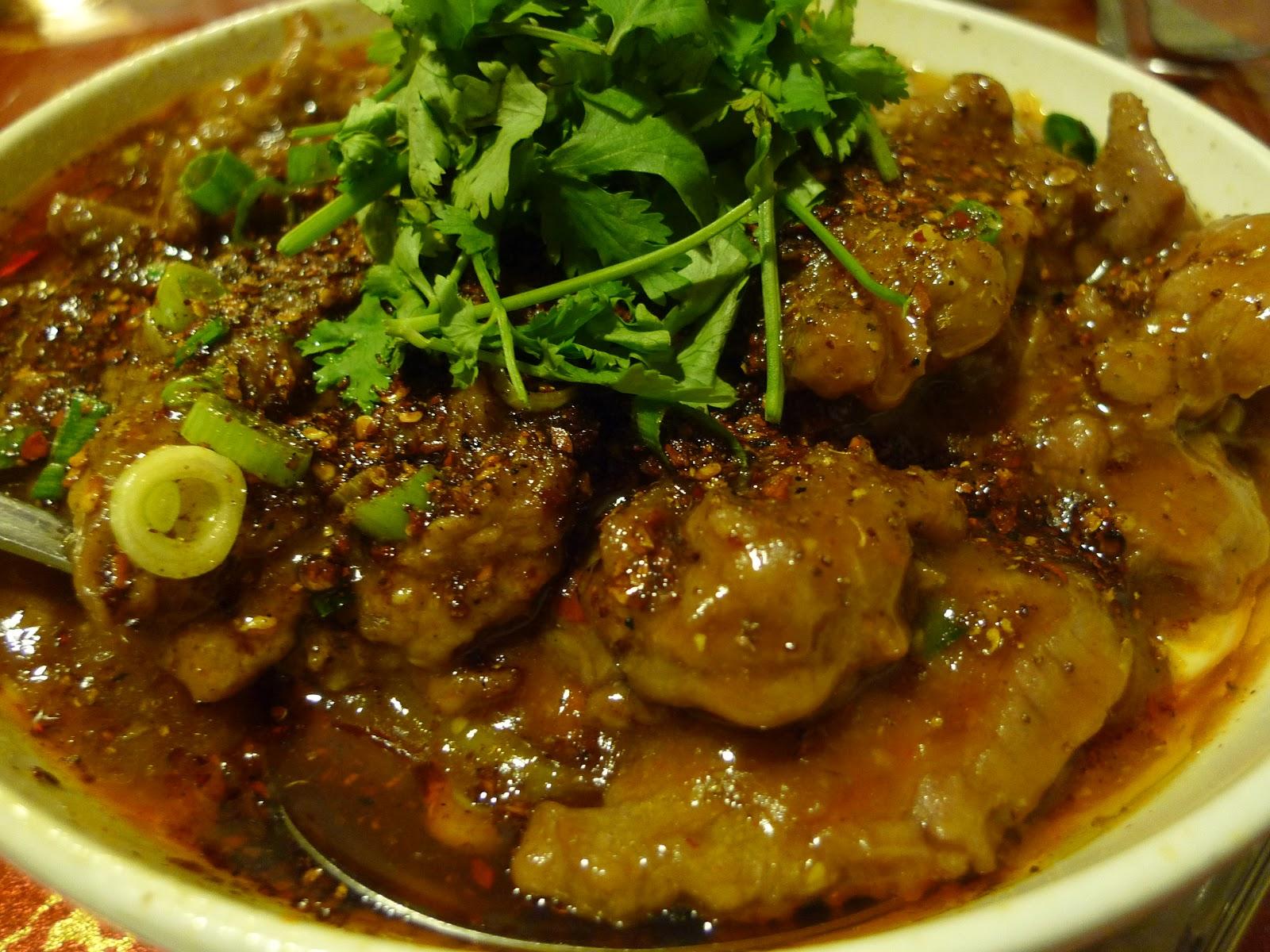 Restaurant Comparison: Legend vs. Grand Sichuan on the Upper West Side