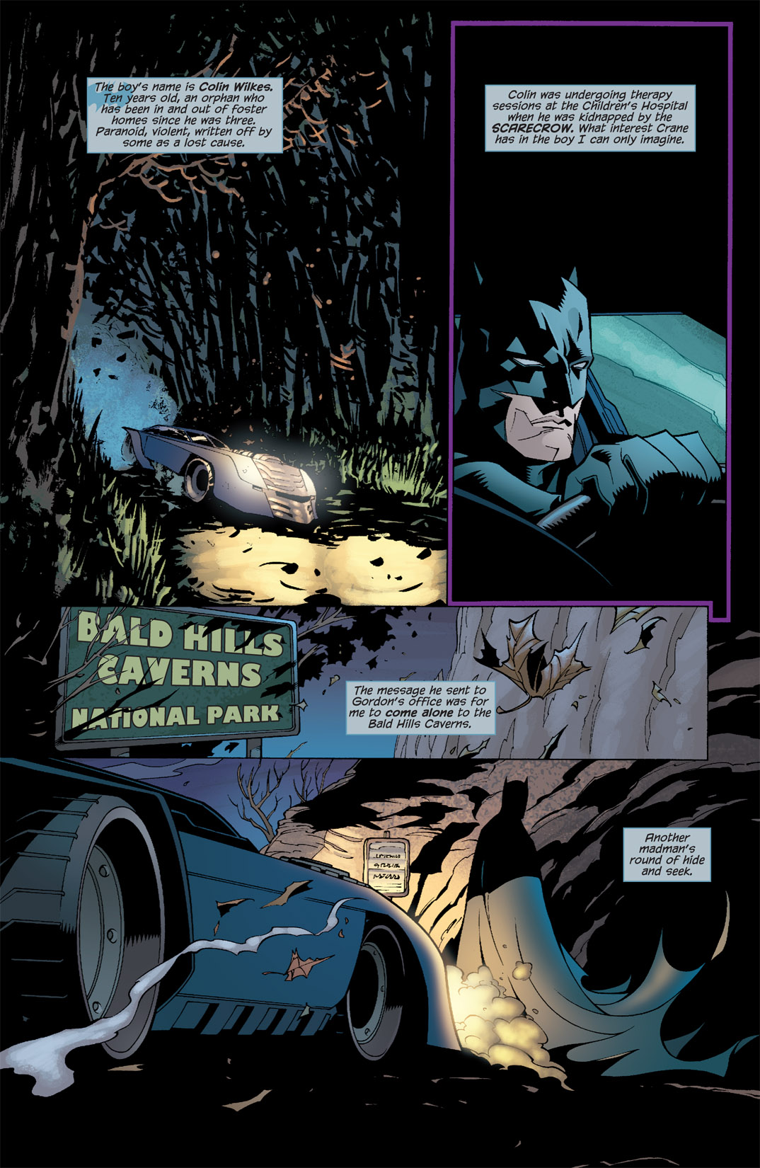 Detective Comics (1937) Issue #848 Page 6