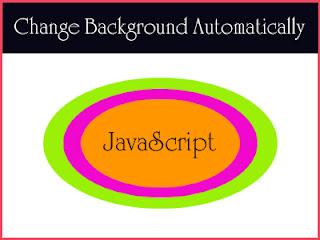change blog background automatically