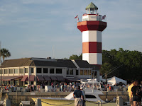 Harbour Town Lighthouse at the Heritage Classic 2011