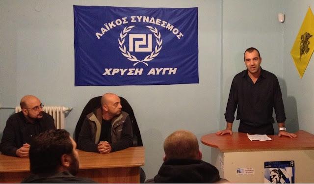 Πολιτική Ομιλία του Παναγιώτη ΗΛΙΟΠΟΥΛΟΥ στην Τ.Ο. Σαρωνικού