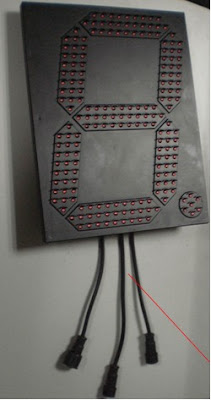 led 7 segment display