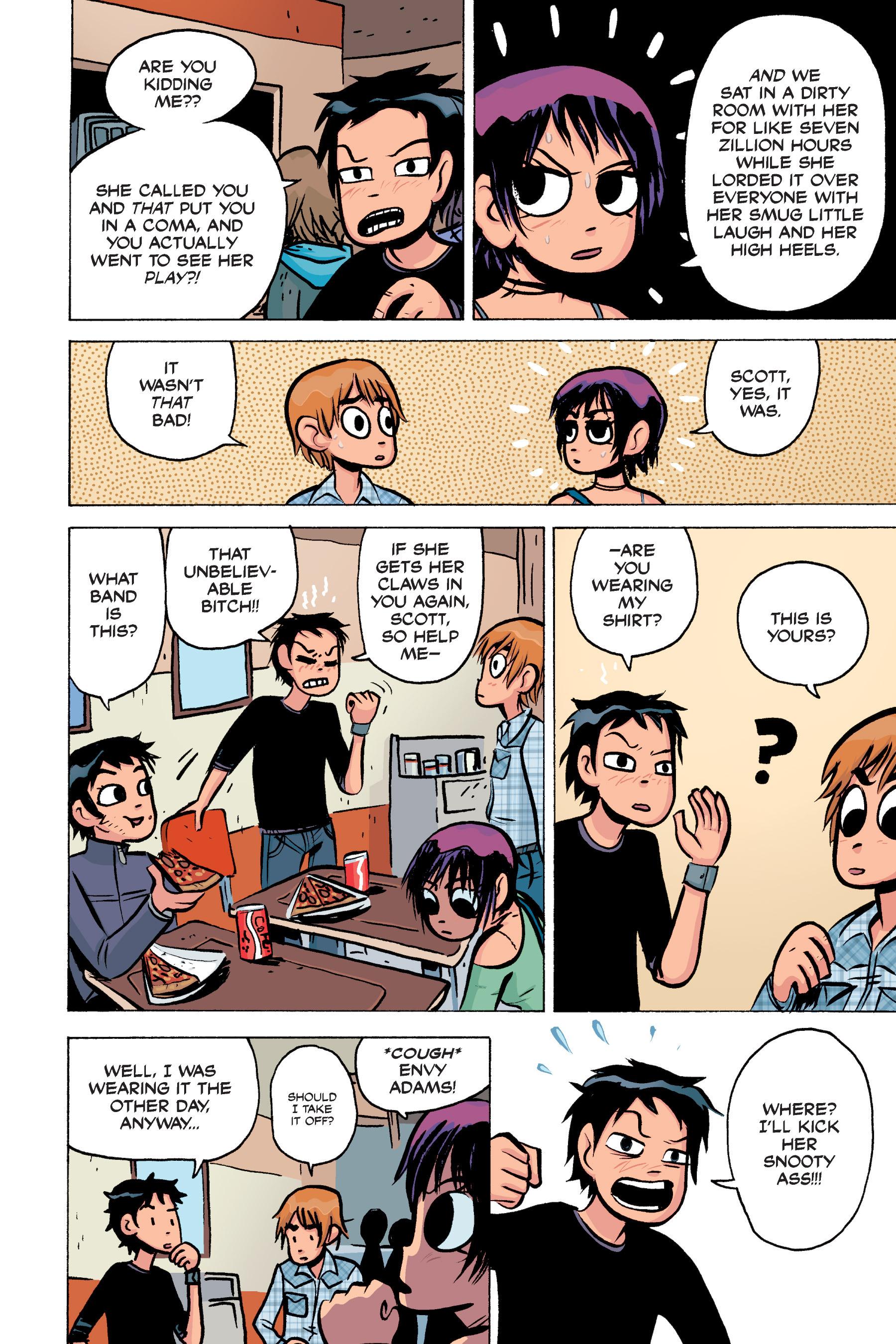 Read online Scott Pilgrim comic -  Issue #3 - 46