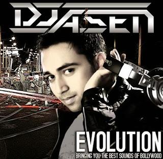DJ A.SEN - EVOLUTION REMIX THE ALBUM