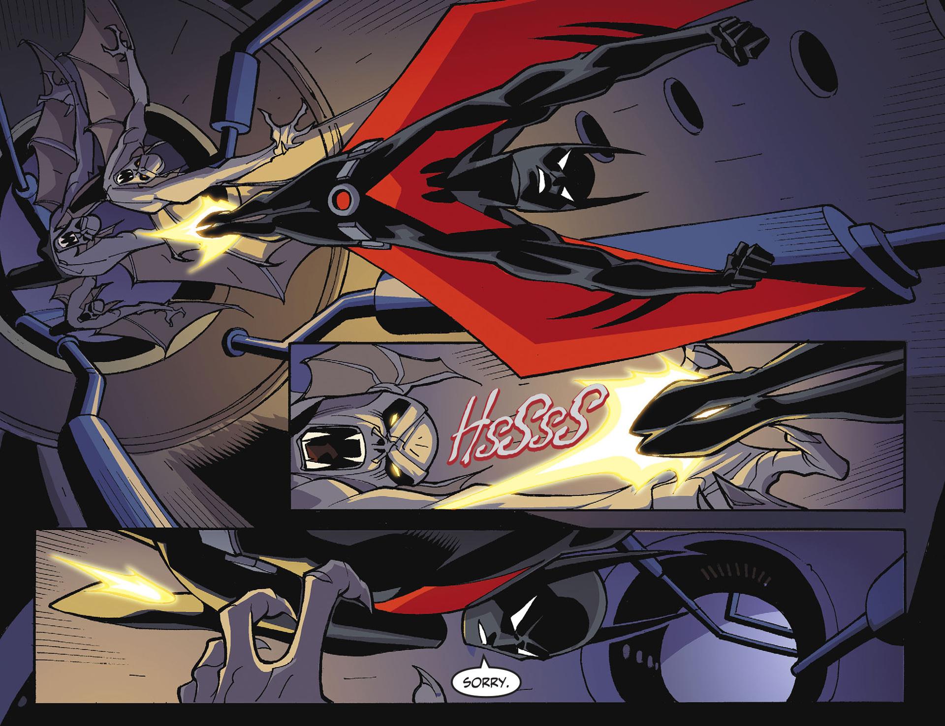 Batman Beyond 2.0 #12 #29 - English 9