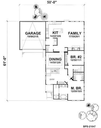 planos de casas bps