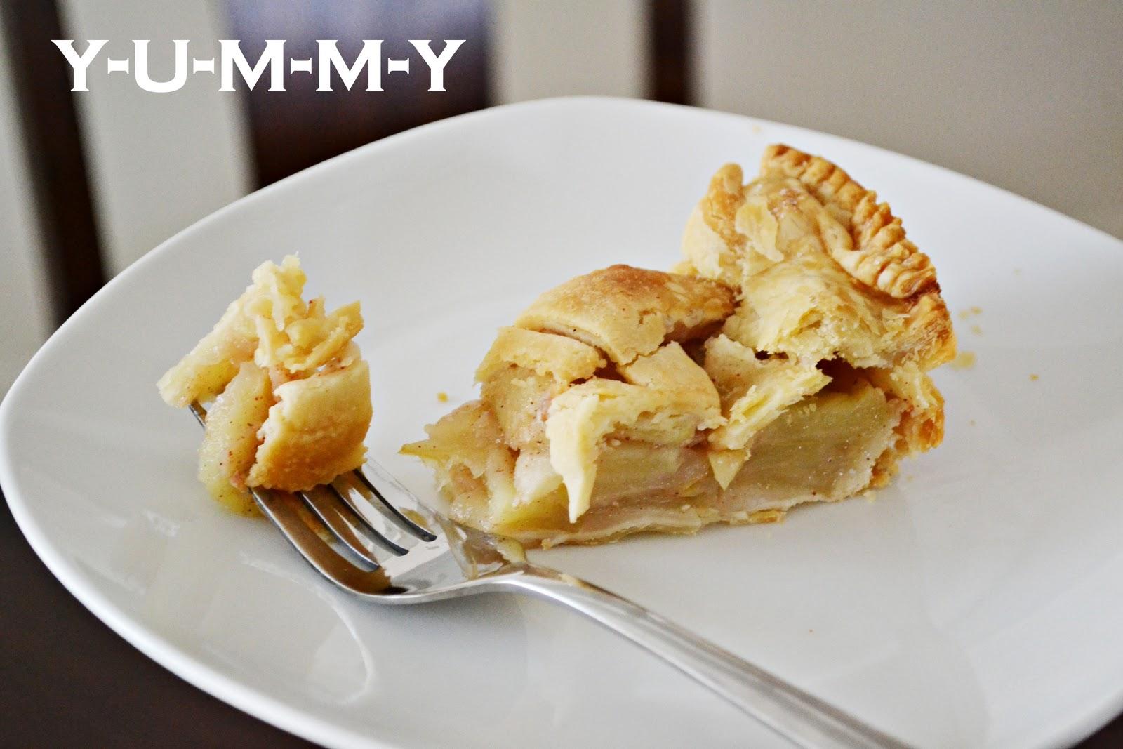 Y U M M Y Good Ole Classic Apple Pie