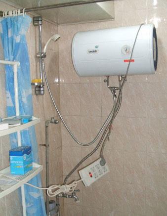 Vive l'électricité sous la douche, à bas la dictature de la sécurité !