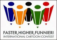 Noviye izvestia uluslararası karikatür yarışması 2013 rusya