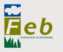 Feb. Fusta per a exteriors