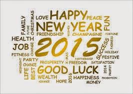 Good Bye 2014, Welcome 2015