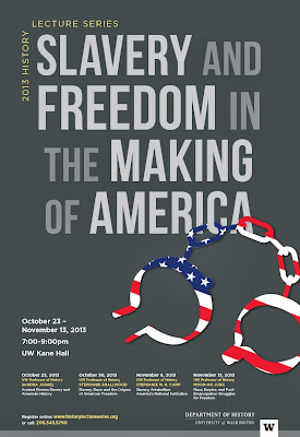 Slavery and Freedom in the Making of America poster
