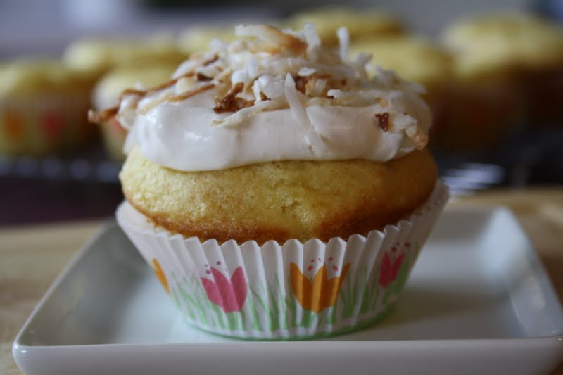 Pineapple Bliss Cupcakes Recipes — Dishmaps