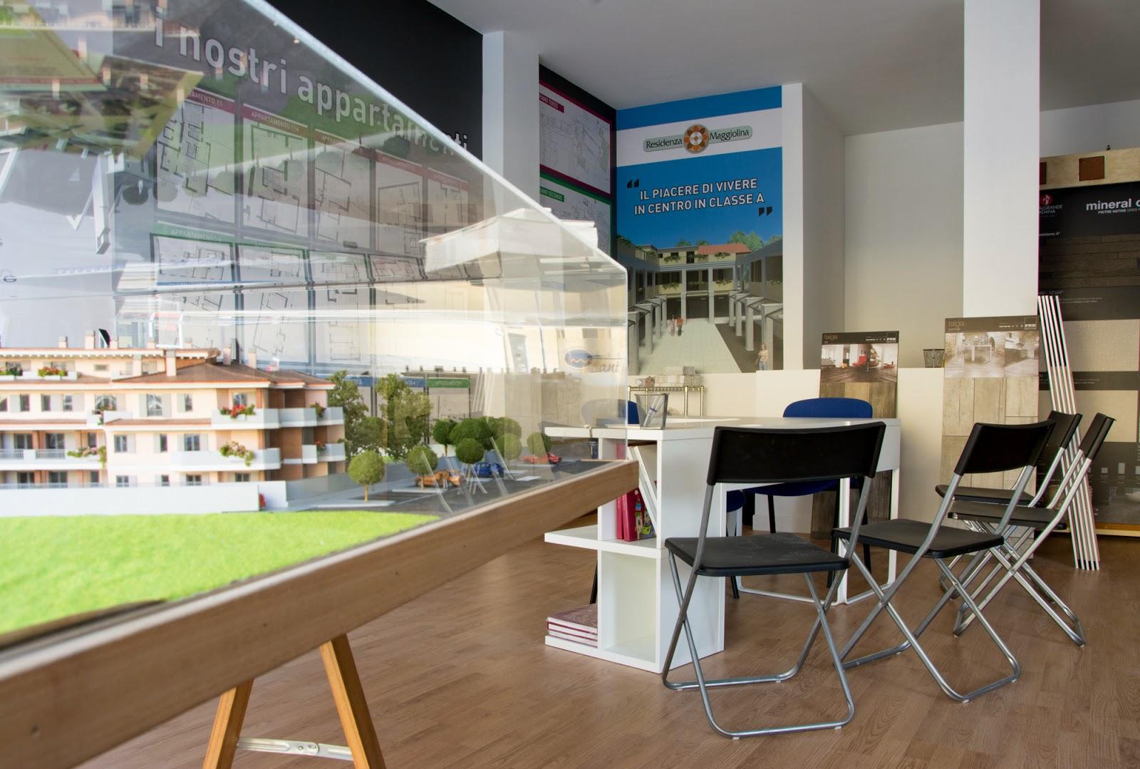 Ufficio Casa Immobiliare : In ufficio come a casa erif