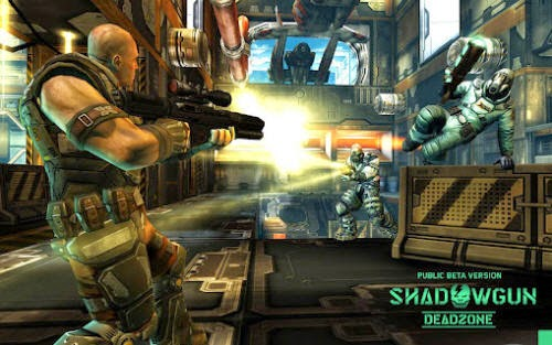 Shadowgun: DeadZone for Android Apk free download