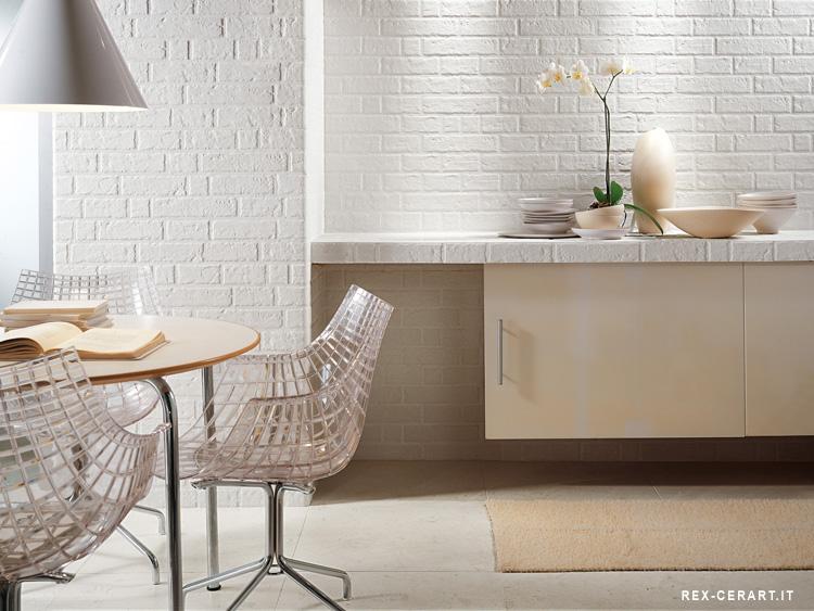 paredes con ladrillos a la vista ideas para decorar. Black Bedroom Furniture Sets. Home Design Ideas