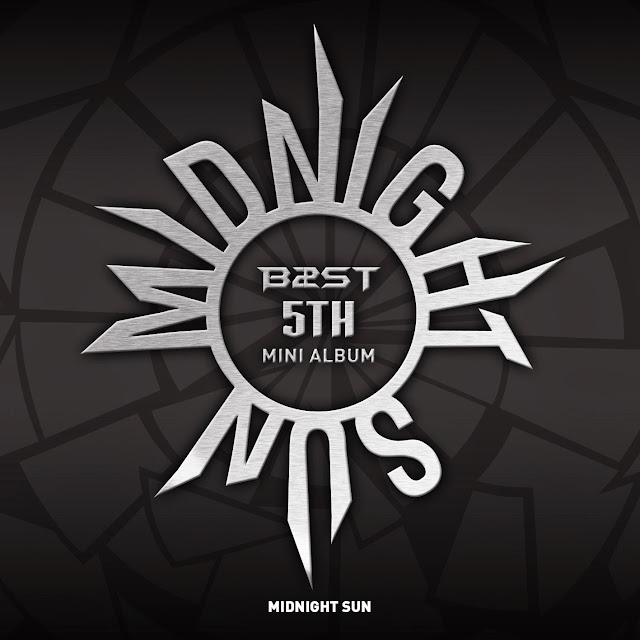 Download BEAST/B2ST () - Midnight Sun (  ) 5th Mini Album