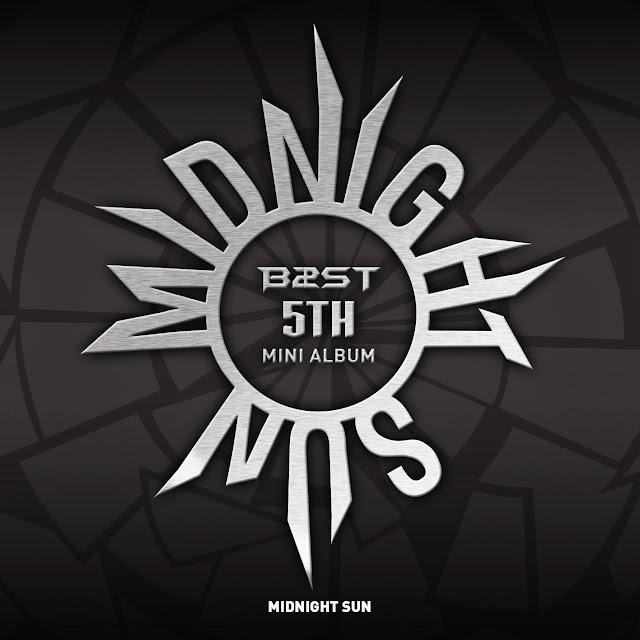 Download BEAST/B2ST (비스트) - Midnight Sun (별 헤는 밤) 5th Mini Album