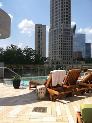 W Atlanta Hotel Buckhead Pool