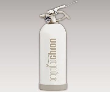Urządzenie gaśnicze gaśnica Ogniochron 1 kg z Biedronki
